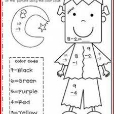 1st grade math subtraction worksheets kristal project edu hash