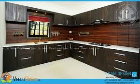 Home Interior Kitchen Design Square Contemporary Modular Kitchen Interior Design