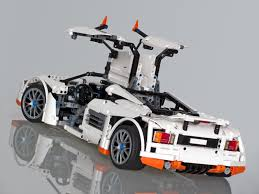 lego koenigsegg instructions crowkillers models