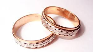Wedding Rings by Golden Wedding Rings White Background Hd Wallpaper Download