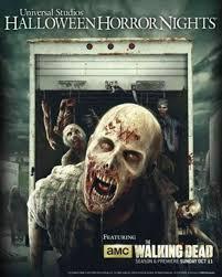 halloween horror nights confirmation email the walking dead returning to universal studios halloween horror