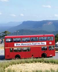 blue mountains explorer iventure card