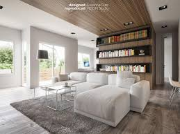 3 types of awesome living room designs with a signature lighting