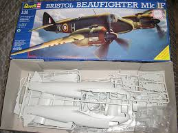 beaufighter mk 1 from revell completed clear the shelf of doom