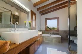 badezimmer modern rustikal 35 rustikale badezimmer design ideen ländlicher scheunen