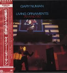 gary numan living ornaments 79 and 80 japanese box set 133788