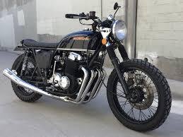 honda cb750 1971 honda cb750 custom cafe racer motorcycles for sale
