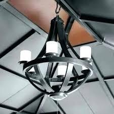 chandeliers battery powered gazebo chandelier battery chandelier