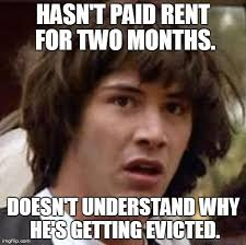 Property Management Memes - eviction so complicated the verge pinterest property
