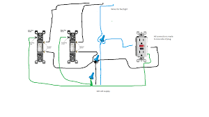 typical bathroom wiring diagram photos electrical circuit in