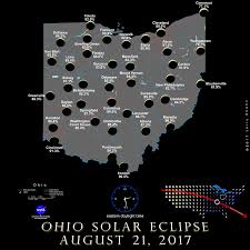 Map Of Bowling Green Ohio by August 21 2017 Total Eclipse Of The Sun