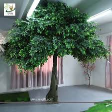 uvg gre038 10ft high made big artificial banyan tree for indoor