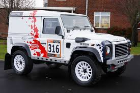 land rover racing defender bowler landrover tuning u0026 special series pinterest