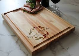 wedding gift cutting board personalized cutting boards engraved cutting board housewarming