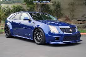 2014 cadillac cts v wagon widebody cadillac cts v wagon by canepa infinite garage