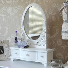 Vanity Mirror And Bench Set Vanities Mirror Dressing Table Set Makeup Vanity Table With