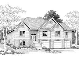 bi level home plans willa traditional home plan 051d 0267 house plans and more