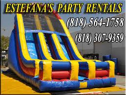 party rentals san fernando valley estefana s party rental party rental canoga park party rental