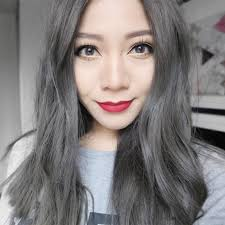 black grey hair 40 stunning grey hair trend ideas draw extra attention