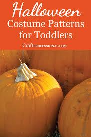 Toddler Halloween Costume Patterns 8 Toddler Halloween Costume Patterns