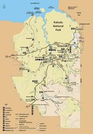 territories of australia map kakadu national park australia visitors maps travel in kakadu