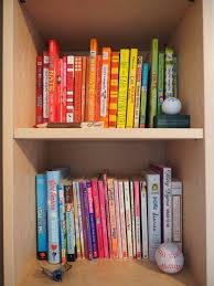 bookshelf tour 2016 fashionably short