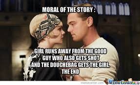 Gatsby Meme - gatsby in a nutshell by polodas74 meme center