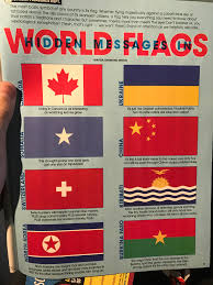 Flag Flying Rules Mad Magazine U0027s Piece On Flags Vexillology