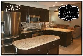 Updating Oak Kitchen Cabinets Refinishing Oak Kitchen Cabinets With Gel Stain Cabinet Home