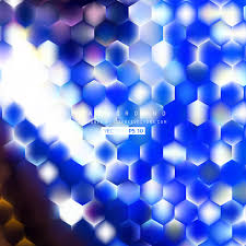 blue geometric triangle background pattern 123freevectors