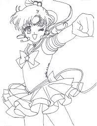 sailor moon coloring pages jupiter eliolera com