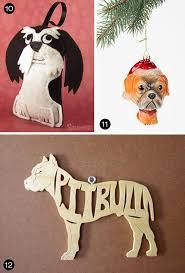 20 modern dog themed christmas ornaments dog milk