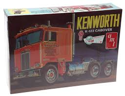 kenworth build and price amazon com 1 25 kenworth k123 cabover toys u0026 games