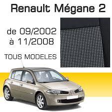 housse siege megane 2 housse sur mesure mégane 2 de 09 2002 à 11 2008 achat vente