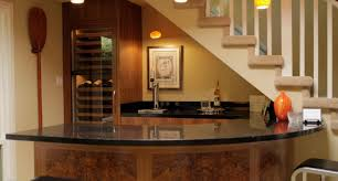 bar awesome interior designs for small homes with living room