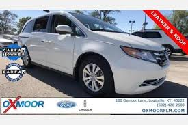 used honda odyssey vans for sale used honda odyssey for sale in louisville ky edmunds
