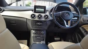 used 2013 mercedes benz b class b200 cdi blueefficiency sport for