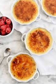 easy créme brulee foodiecrush