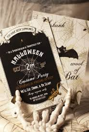 halloween invitation pictures anniversary halloween invitations u2013 halloween wizard