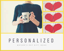 personalized mother u0027s day gift ideas