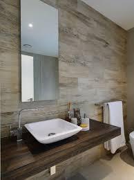 spa bathroom design ideas sleek powder room design and ideas