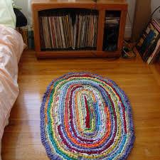 Crochet Oval Rag Rug Pattern Shop Crochet Oval Rugs On Wanelo