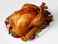 thanksgiving dinner in a food network