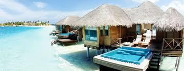 chambre sur pilotis maldives meeru une île au nom de poisson voyage maldives séjour