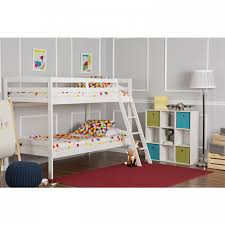 Bunk Bed For 3 Taylor 2 In 1 Twin Over Twin Bunk Bed Dream On Me