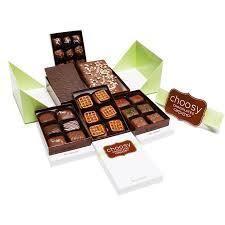 choosy chocolates