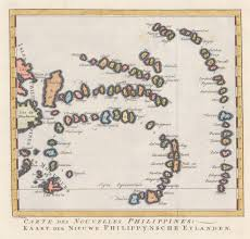 Map Of The New England Colonies by William Dampier