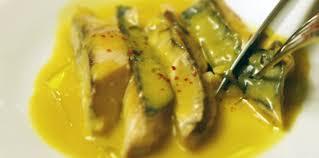 cuisiner les maquereaux maquereaux à la moutarde facile recette sur cuisine actuelle