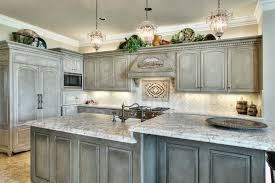 Grey Stained Kitchen Cabinets Faux Finish Kitchen Cabinets Alkamedia Com