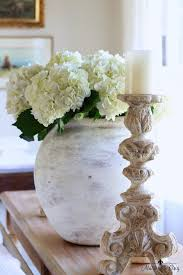 white hydrangeas decorating with white hydrangeas my favorite flower